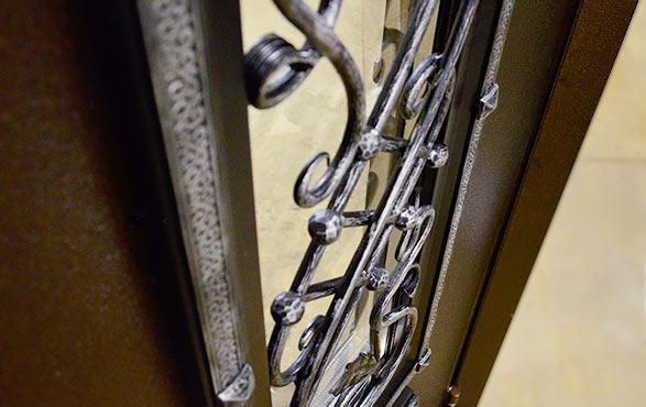 Видео двери Дверь Гранит Коттедж